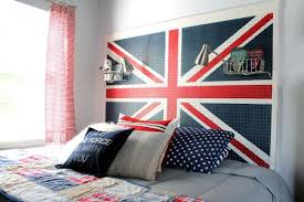 union jack furniture. View In Gallery Ergonomic Headboard Sports The Union Jack With Glee Union Jack Furniture C
