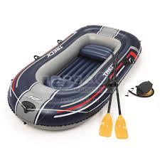 Лодка надувная Bestway 61068BW с <b>веслами</b> и надувными ...
