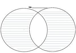 Blank Venn Diagram Printable Freebie Blank Venn Diagram Worksheet By Miss Cs Creative