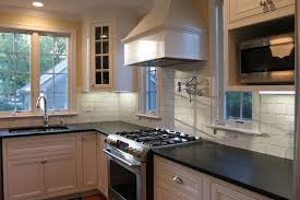 Kitchen Powerful Quiet And Efficient Stove Hoods For Modern