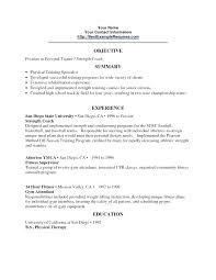 Dog Trainer Resume Group Fitness Instructor Resume Gym Trainer ...