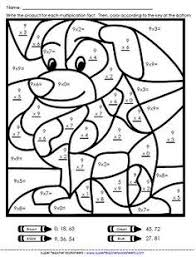 Small Picture Math Coloring Pages Printable 2 homeschool activities