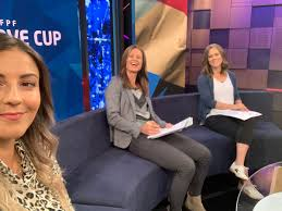 "Priscilla Duncan on Twitter: ""Enjoying the chance to chat #FootballFerns on  @skysportnz this morning! Fingers crossed we can hold onto this 1-0 lead  🤞… https://t.co/FS5JDNGP05"""