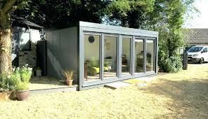 office garden pod. Fine Garden Garden Office With Anthracite Windows Pod    Intended Office Garden Pod
