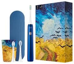Электрическая <b>зубная щетка</b> XiaoMi <b>Soocas</b> Toothbrush <b>V1</b> ...