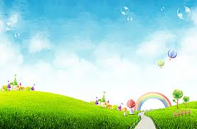 grass and sky backgrounds. Unique And Blue Sky Green Grass Background Rainbow Hot Air Balloon Printing Sky  Baiyun Intended And Backgrounds D