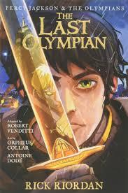 Percy Jackson and the Olympians 5: The Last Olympian: Amazon.it: Riordan,  Rick, Collar, Orpheus, Dodé, Antoine, Venditti, Robert: Libri in altre  lingue