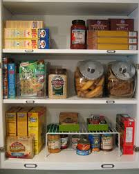 We even paused to sort through our DIY in-cabinet cork boards full of  recipes and nutritional articles to pare things down and eliminate the  unnecessary ...