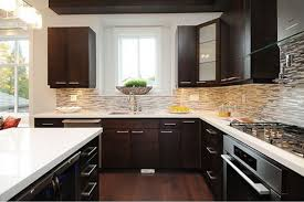 brown cabinets with white countertops wish 22 beautiful kitchen colors dark home design lover for 5