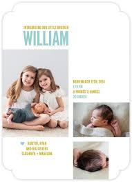 Sibling Birth Announcement Sibling Birth Announcements Oh Baby Birth Sibling Birth