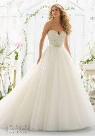 best 25 tulle wedding gown ideas