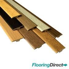 oak walnut threshold trim t bar door strip profile for laminate wood flooring
