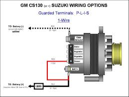 wiring diagram for gm alternator the wiring diagram cs130 gm alternator 105a wiring help please wiring diagram