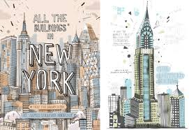 architectural buildings drawings. Wonderful Buildings All The Buildings In New York Throughout Architectural Buildings Drawings