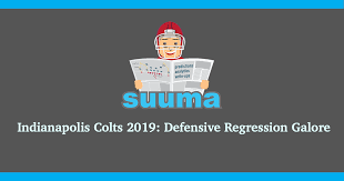 Indianapolis Colts Depth Chart 2018 Indianapolis Colts 2019 Defensive Regression Galore Suuma Eu
