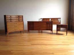 Mid Century Modern Bedroom Sets Mid Century Modern Kent Coffey Perspecta Bedroom Set
