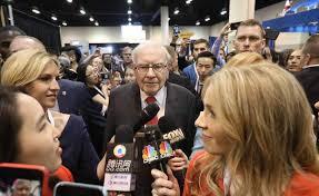 Warren Buffett gibt sich optimistischer und regelt seine Nachfolge