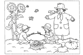Small Picture Coloring Pages Fall Printable Coloring Pages