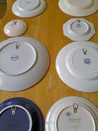 How To Hang Plate On Wall How To Decorate With Plates On A Wall Hanger Tired And Display 2