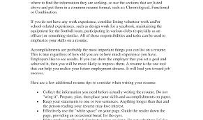Writing A Resume For Graduate School Axiomseducation Com