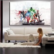 modern canvas art. Modern Canvas Art. Simple Art Homey Ideas Wall Paintings For Living Room The Avengers