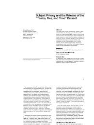 Internet Research Ethics for the Social Age: New Challenges, Cases ...