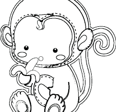 Cute Coloring Pictures Of Animals Coloring Pages For Kids Animals