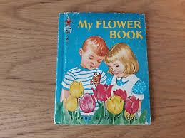 My Flower Book, Dorothy Landis, Rand McNally 1961 Hardcover   eBay