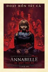 Xem Phim Annabelle: Ác Quỷ Trở Về - Annabelle Comes Home Full Online (2019)  HD Vietsub, Trọn Bộ Thuyết Minh