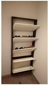 wall mounted shoe rack shoe storage