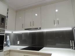 image of best led kitchen lights hardwired under cabinet