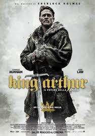 King Arthur in streaming