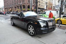 rolls royce phantom 2015 black. new 2015 rollsroyce phantom drophead coupe nighthawk chicago il rolls royce black c