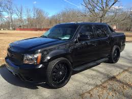 2007 Chevrolet Avalanche Custom for sale