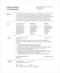 9 Resume Objective Samples Pdf Word Sample Templates