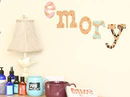 dorm decor damage free wall decorations cork board letters close up