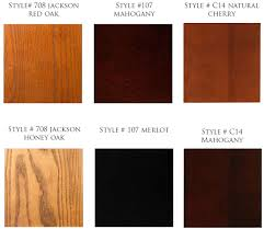 shades of wood furniture. Comfort Design Wood Finishes Shades Of Furniture O