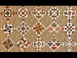 Civil War Quilt Sampler - YouTube &  Adamdwight.com