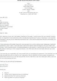 Nursing Resume Cover Letter Template Nursing Resume Cover
