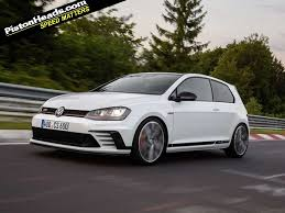 fancy a vw golf r but thinking all this leasing has made them too ubiquitous then behold the golf gti clubsport a new model created to celebrate the