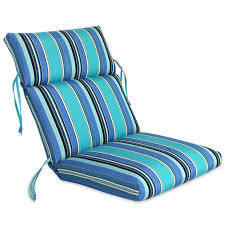 sunbrella channeled chair cushion hayneedle