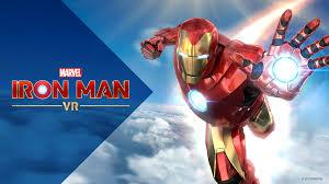 بهترین و جدید ترین بازی Iron Man VR