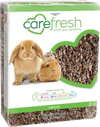 carefresh small animal bedding natural