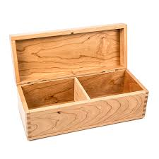 shown in cherry natural wood stain