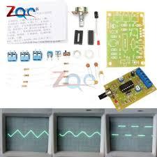1 Set <b>ICL8038 Monolithic Function Signal</b> Generator Module DIY Kit ...