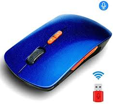 Wireless Blutooth Smart Voice Mouse - 2.4GHz Magic ... - Amazon.com