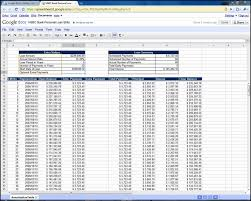 Amortization Schedule In Excel New Loan Amortization Schedule Excel With Extra Payments Calculator