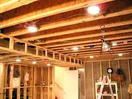 Finished basement lighting Low Ceiling Lighting Basement Basement Lighting Open Ceiling Basement Lights Basement Lighting Ideas Decor Basement Lighting Ideas Adrianogrillo Lighting Basement Basement Lighting Open Ceiling Basement Lights