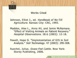 citations in mla format mla citation lessons tes teach