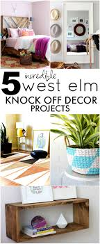 diy furniture west elm knock. 5 Incredible West Elm Knock Offs To Add A Ton Of Style Your Home Decor Diy Furniture